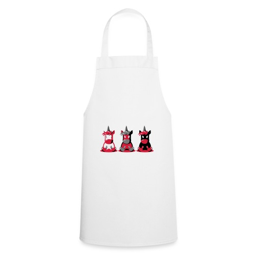 Angry Unicorn - Kochschürze