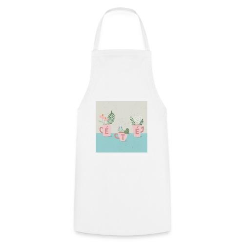 fleurs d'été - Grembiule da cucina