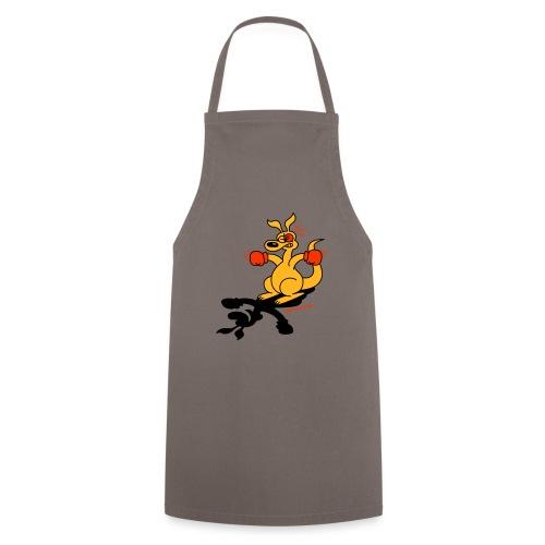 Boxing Kangaroo - Cooking Apron