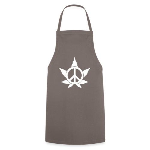 Peace - Kochschürze