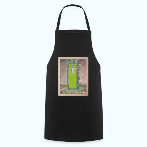 Vintage gas station - Cooking Apron