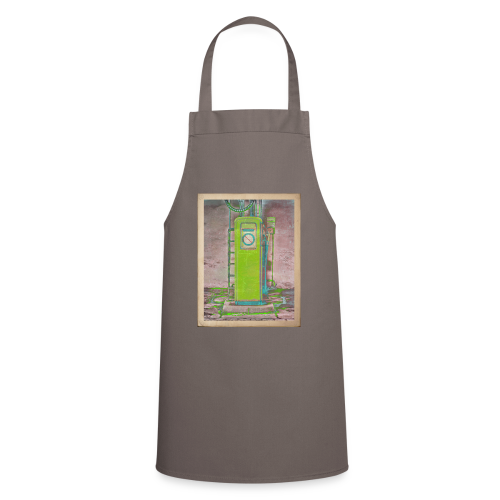 Vintage gas station - Cooking Apron