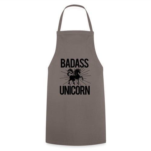 Badass Unicorn - Cooking Apron