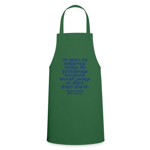Om Asatoma Sadgamaya - Grembiule da cucina