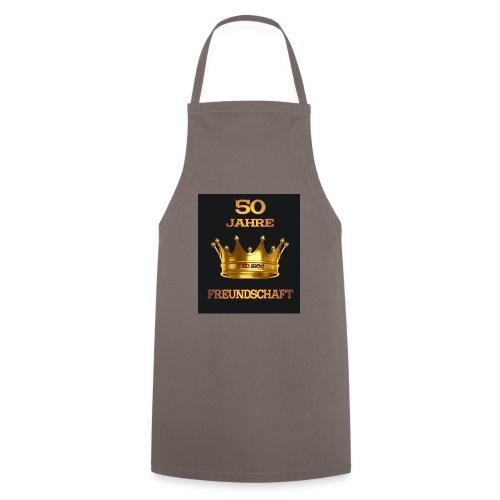 50 Jahre schwarz - Kochschürze