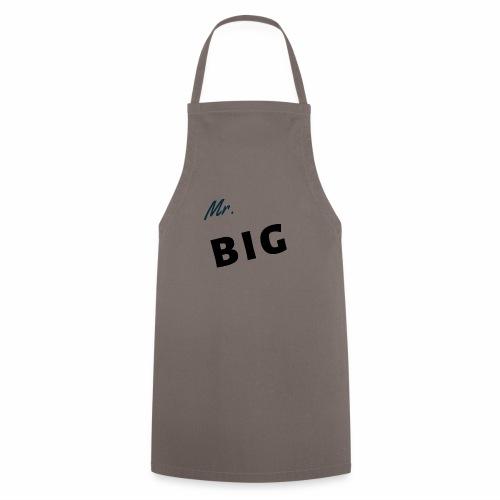 Mr Big spruch modern DS - Kochschürze