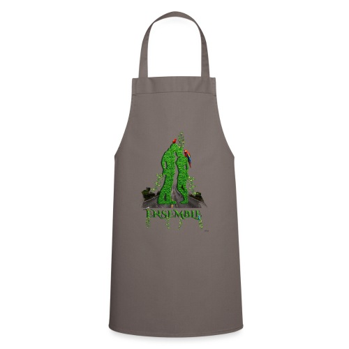 Ensemble amour nature by T-shirt chic et choc - Tablier de cuisine