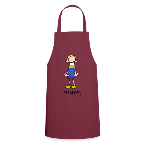 Mum Bang on the door - Cooking Apron