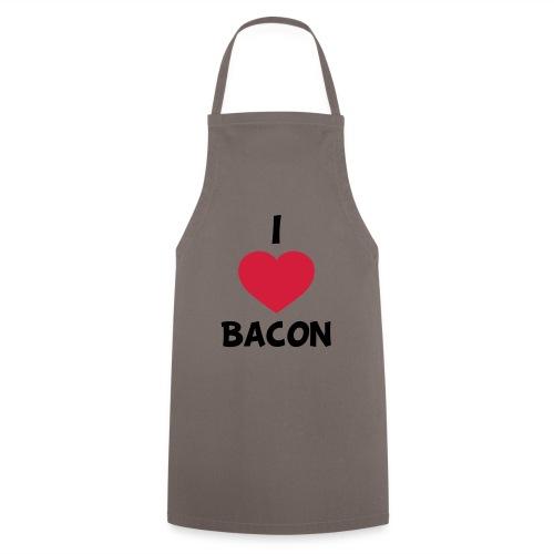 I love bacon - Forklæde