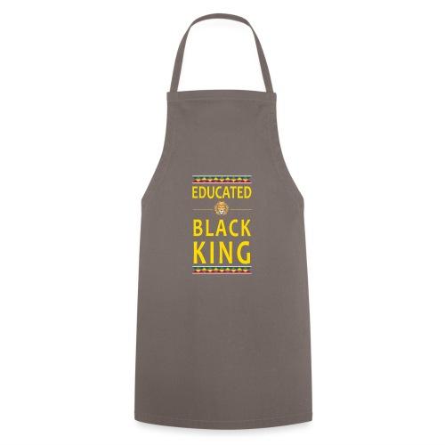 Educated Black King abstand - Kochschürze