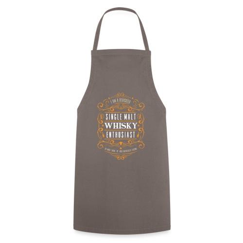 Single Malt Whisky Enthusiast - Kochschürze