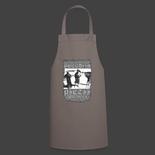 PICTFREE1 - BW - Cooking Apron