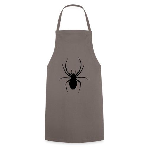 Spinne - Kochschürze