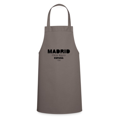 Madrid ESPAÑA - Tablier de cuisine