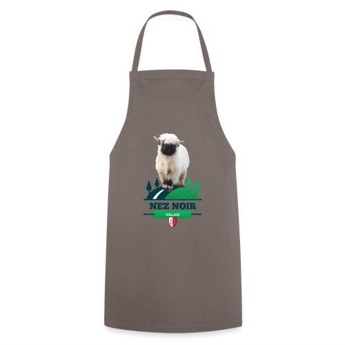 Mouton du Valais - Nez noir - Kochschürze