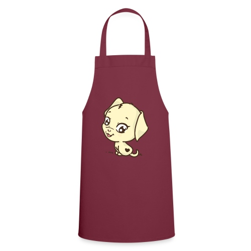 sweet doggy - Kochschürze
