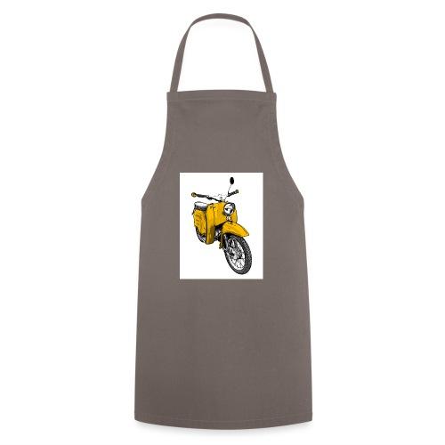 Die Schwalbenfahrer-Tasse (gelb) - Kochschürze
