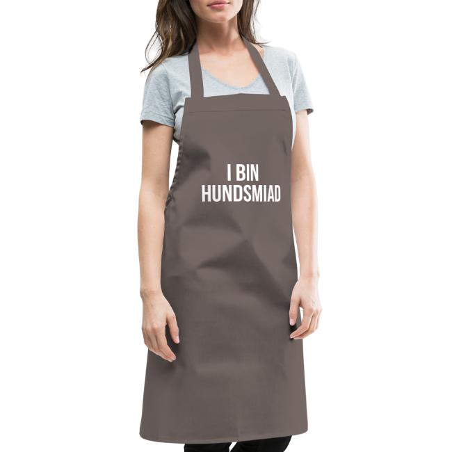 Vorschau: I bin hundsmiad - Kochschürze