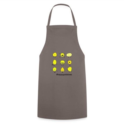 9 smilies - Kochschürze