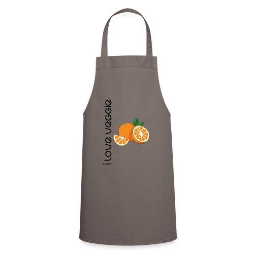 i love veggie - Kochschürze