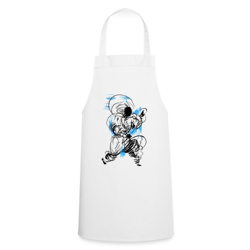 Kung Fu wizard - Cooking Apron