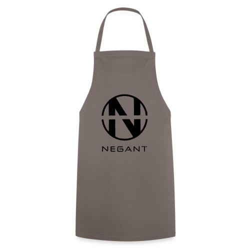 Black Negant logo - Forklæde