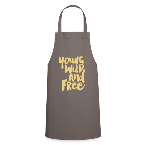 Young wild and free - Kochschürze