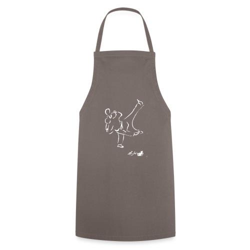 HARAI TSURIKOMI ASHI BIANCOpng - Grembiule da cucina