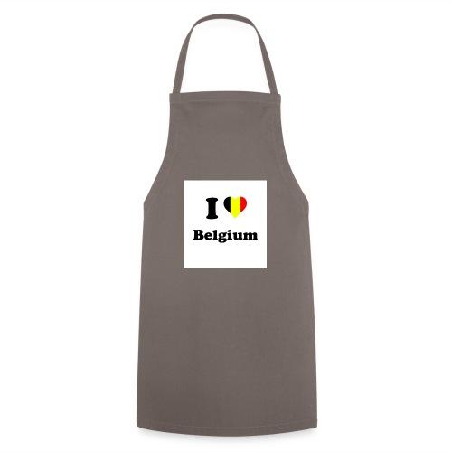 i love belgium - Keukenschort