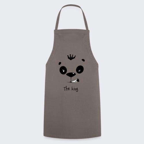 le roi des panda - Tablier de cuisine