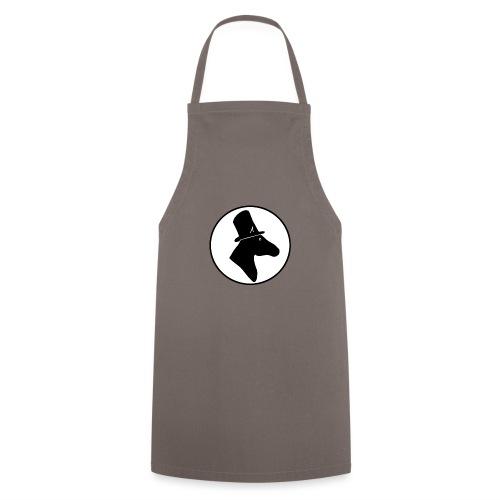 Herr Pferd Logo - Kochschürze