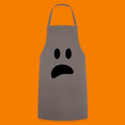 Skrämt spöke - Förkläde