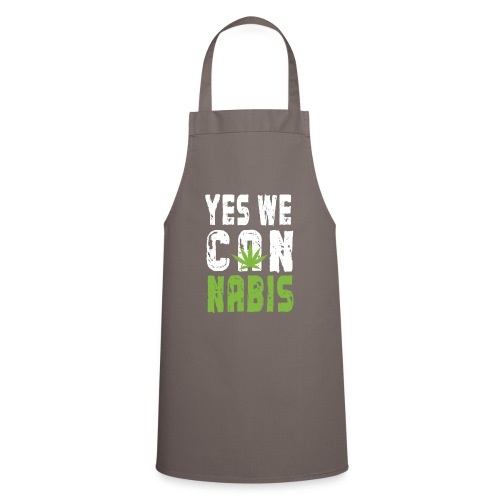 Weed T-shirt - Cooking Apron