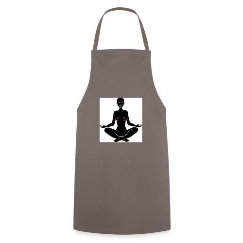 meditation - Kochschürze