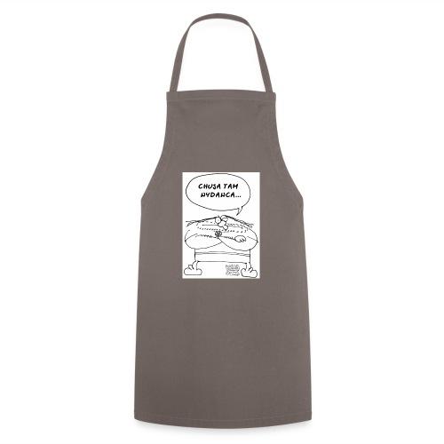 chuja tam wydawca - Fartuch kuchenny