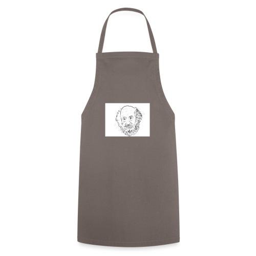 pearls_cup - Delantal de cocina