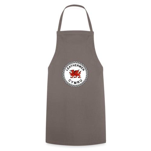 LeatherMen Cymru Logo - Cooking Apron
