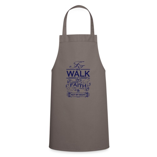 walk navy - Cooking Apron