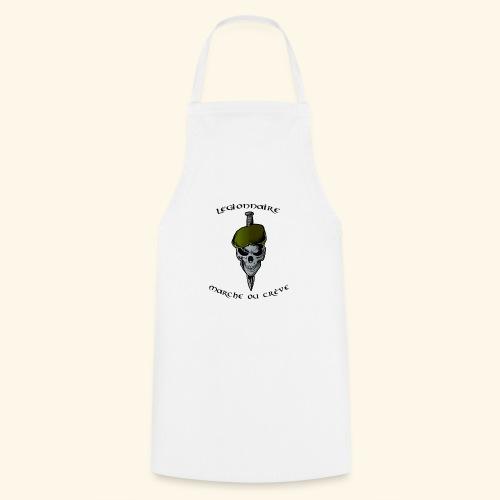beret vert - Tablier de cuisine