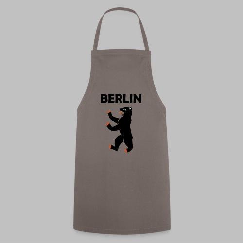 BERLIN - Berliner Bär (Vektor) - Kochschürze