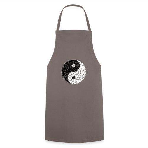 Yin/yang - Kochschürze