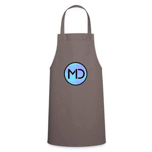 MD Blue Fibre Trans - Cooking Apron