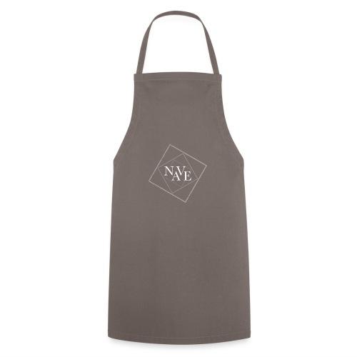 Logo Nave 3D White - Grembiule da cucina