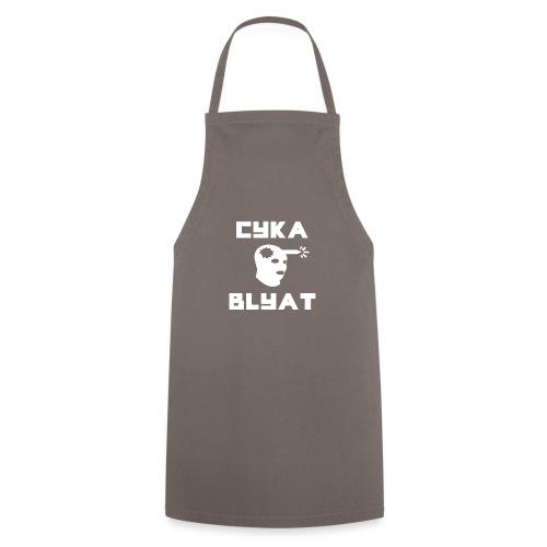 CYKA_BLYAT-png - Cooking Apron