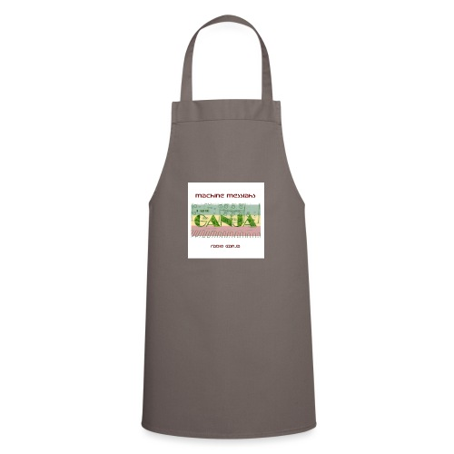 radio ganja - Cooking Apron