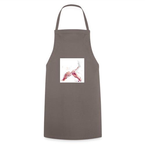 fluitnoten mok - Cooking Apron