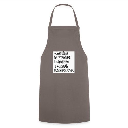MAGLIETTA CON CITAZIONE - Grembiule da cucina