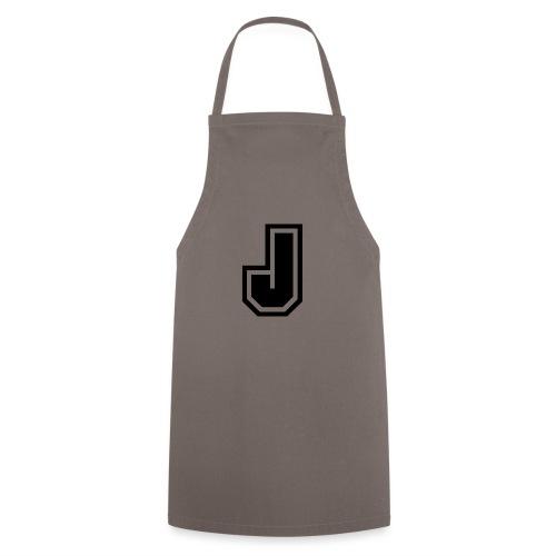 J black png - Tablier de cuisine