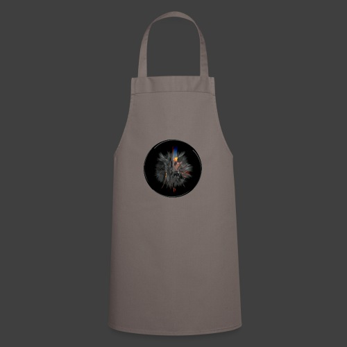 Some greys some colors - Cooking Apron