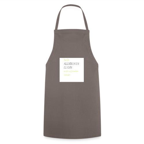Grosseltern - Kochschürze